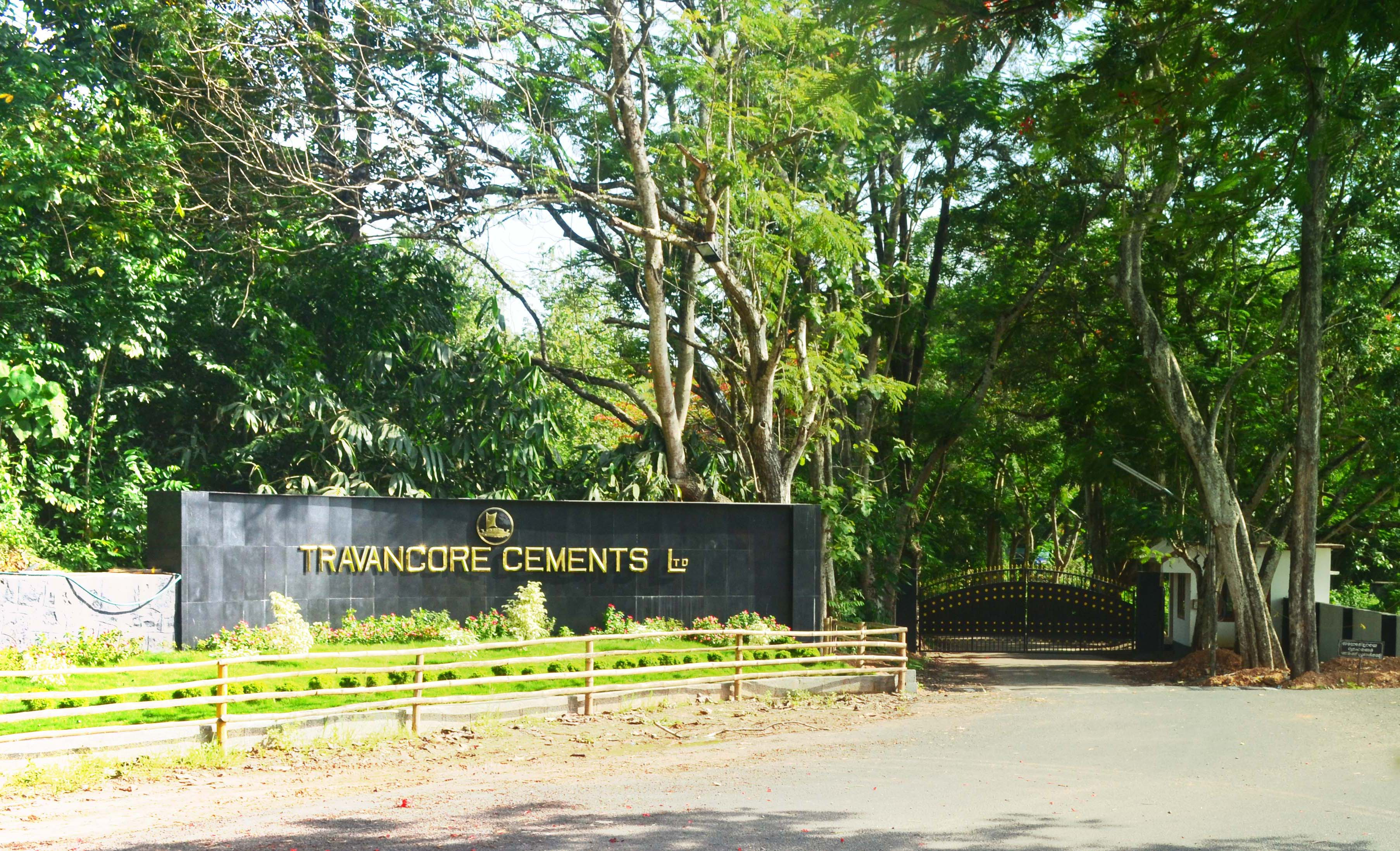 Travancore Cements LTD